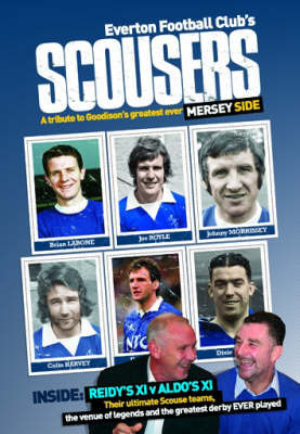 Everton FC's Scousers by Simon Hughes
