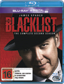 The Blacklist - The Complete Second Season on Blu-ray