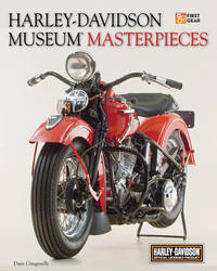 Harley-Davidson Museum Masterpieces by Dain Gingerelli