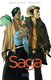 Saga, Volume One by Brian K Vaughan