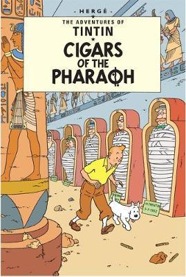 Cigars of the Pharoah (The Adventures of Tintin #4) by Herge image