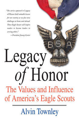 Legacy of Honor by Alvin Townley image