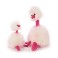 Jellycat: Raspberry Ripple Pompom (Medium) image