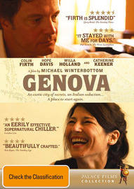 Genova on DVD image
