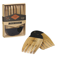 Gentlemen's Hardware Wooden Salad Servers