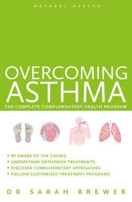 Overcoming Asthma by Sarah Brewer image