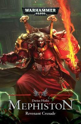 Mephiston: Revenant Crusade by Darius Hinks