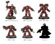 Warhammer 40,000: Space Marine Heroes Series #2 - Blind Box