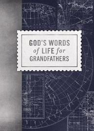 God's Words of Life for Grandfathers by Zondervan