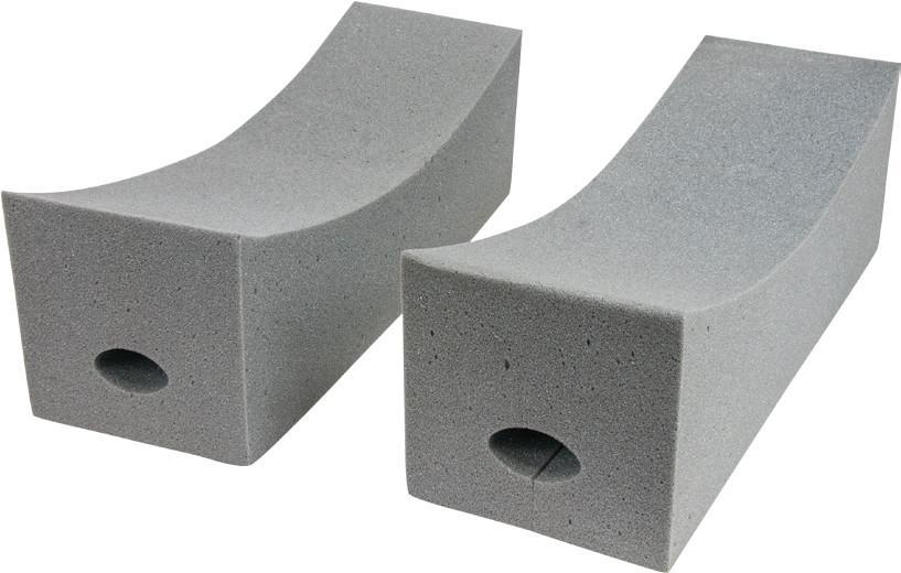 Kayak Foam Roof Rack holder (2 piece) image