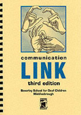 Communication Link: A Dictionary of Signs by Cath Smith image