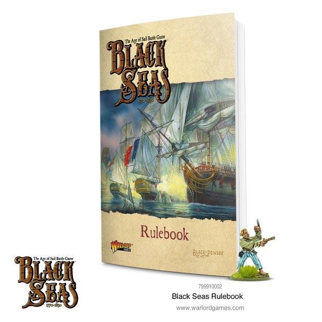 Black Seas: Rulebook