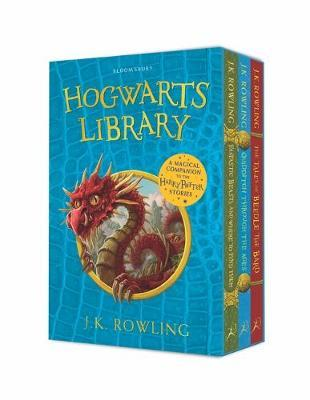 The Hogwarts Library Box Set by J.K. Rowling