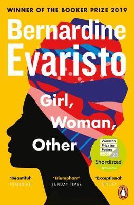Girl, Woman, Other by Bernardine Evaristo image