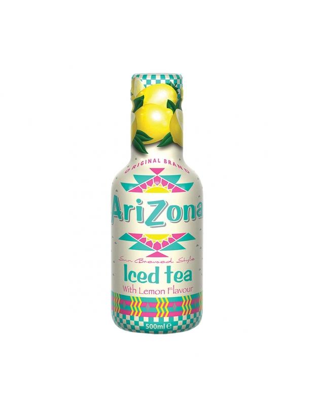 AriZona Iced Tea Lemon Tea (500ml)