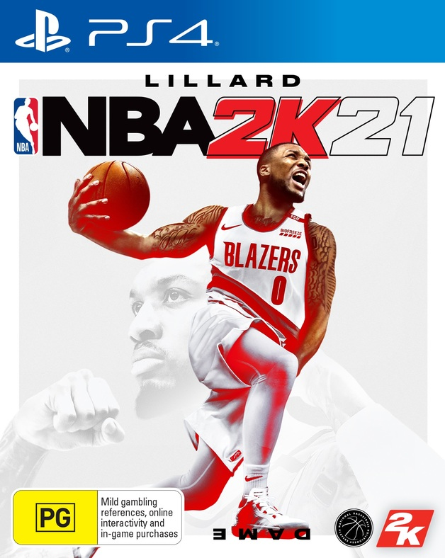 NBA 2K21 for PS4