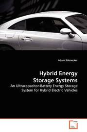 Hybrid Energy Storage Systems by Adam Stienecker image