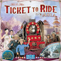 Ticket To Ride: Asia Expansion