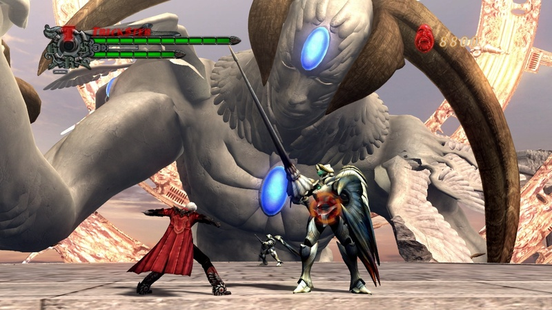 Devil May Cry 4 (Platinum) for PS3 image