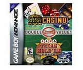 Casino/Texas Hold Em Double Pack for Game Boy Advance