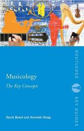 Musicology by Kenneth Gloag image