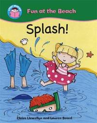 Start Reading: Fun at the Beach: Splash! by Claire Llewellyn image