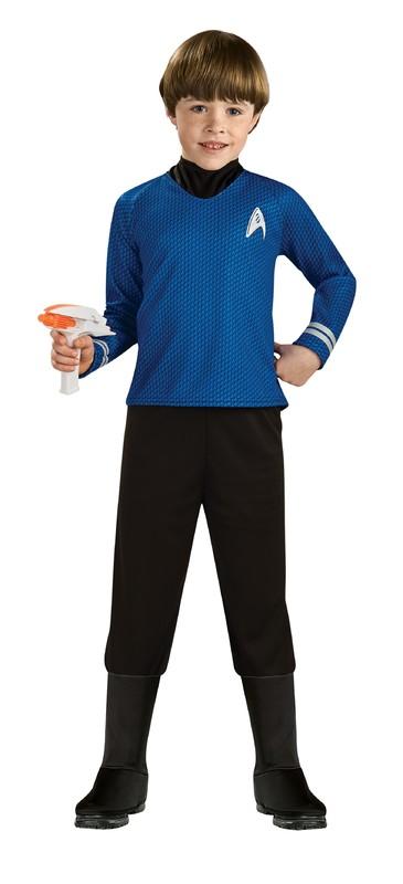 Star Trek: Deluxe Blue Shirt (Large)