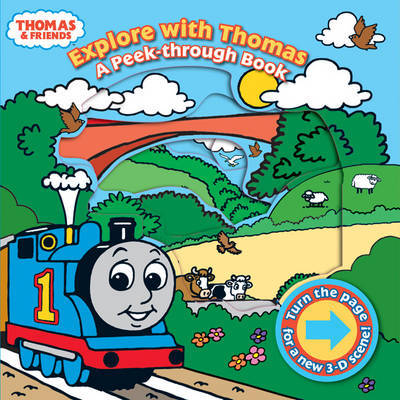 Explore with Thomas by Thomas the Tank Engine image