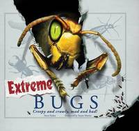 Extreme Bugs by Steve Parker image