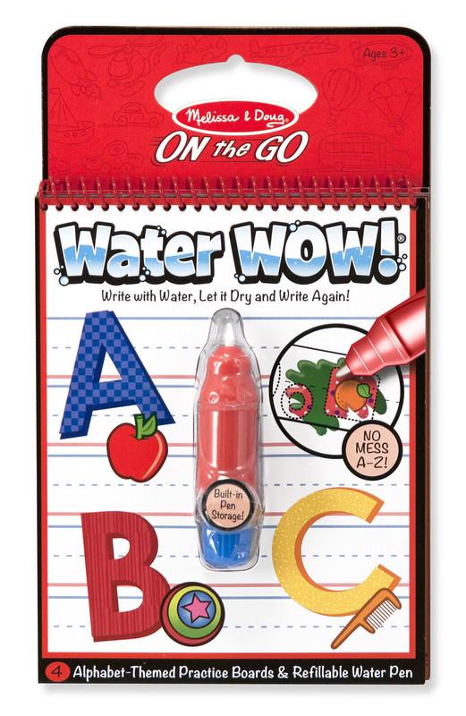 Melissa & Doug: Water WOW! Alphabet