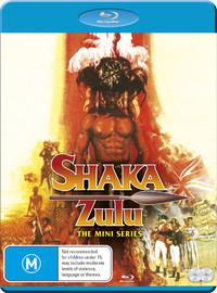 Shaka Zulu on Blu-ray