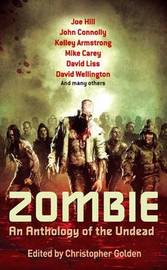 Zombie by Christopher Golden image