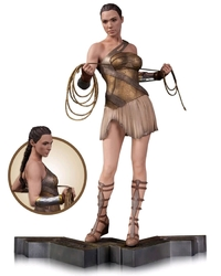 Wonder Woman (2017) - Wonder Woman Training Outfit Statue