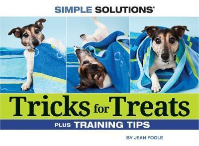 Tricks for Treats by Jean Fogel image