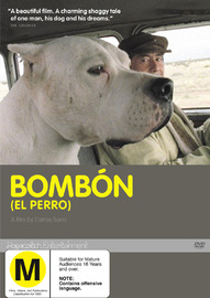 Bombon - El Perro on DVD image