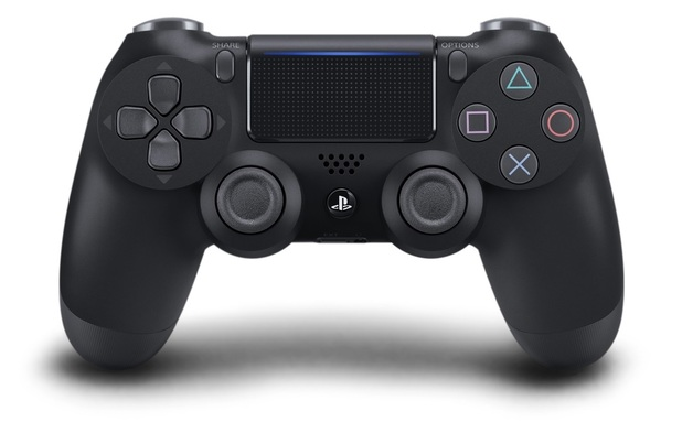 PlayStation 4 DualShock 4 v2 Wireless Controller - Black for PS4