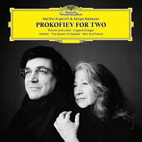 Prokofiev for Two by Martha Argerich & Sergei Babayan