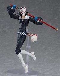 Persona 5: Figma Fox - Articulated Figure