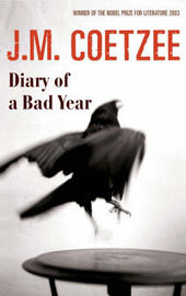 Diary of a Bad Year by J.M. Coetzee image