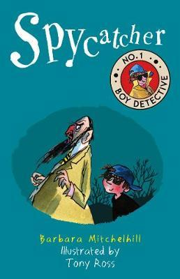 Spycatcher by Barbara Mitchelhill image
