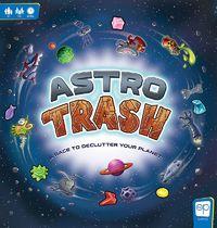 Astro Trash - Board Game