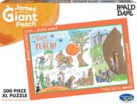 Roald Dahl: Themed Jigsaw Puzzle - James & The Giant Peach image