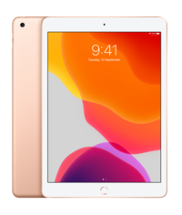 Apple: iPad 10.2-Inch (2019) - WiFi 32GB (Gold)