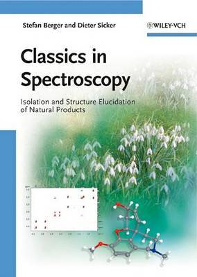 Classics in Spectroscopy by Stefan Berger image