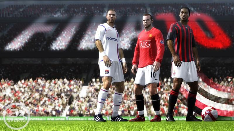 FIFA 10 for PS3 image