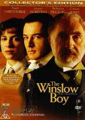 The Winslow Boy on DVD