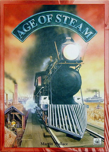 Age of Steam - railway game