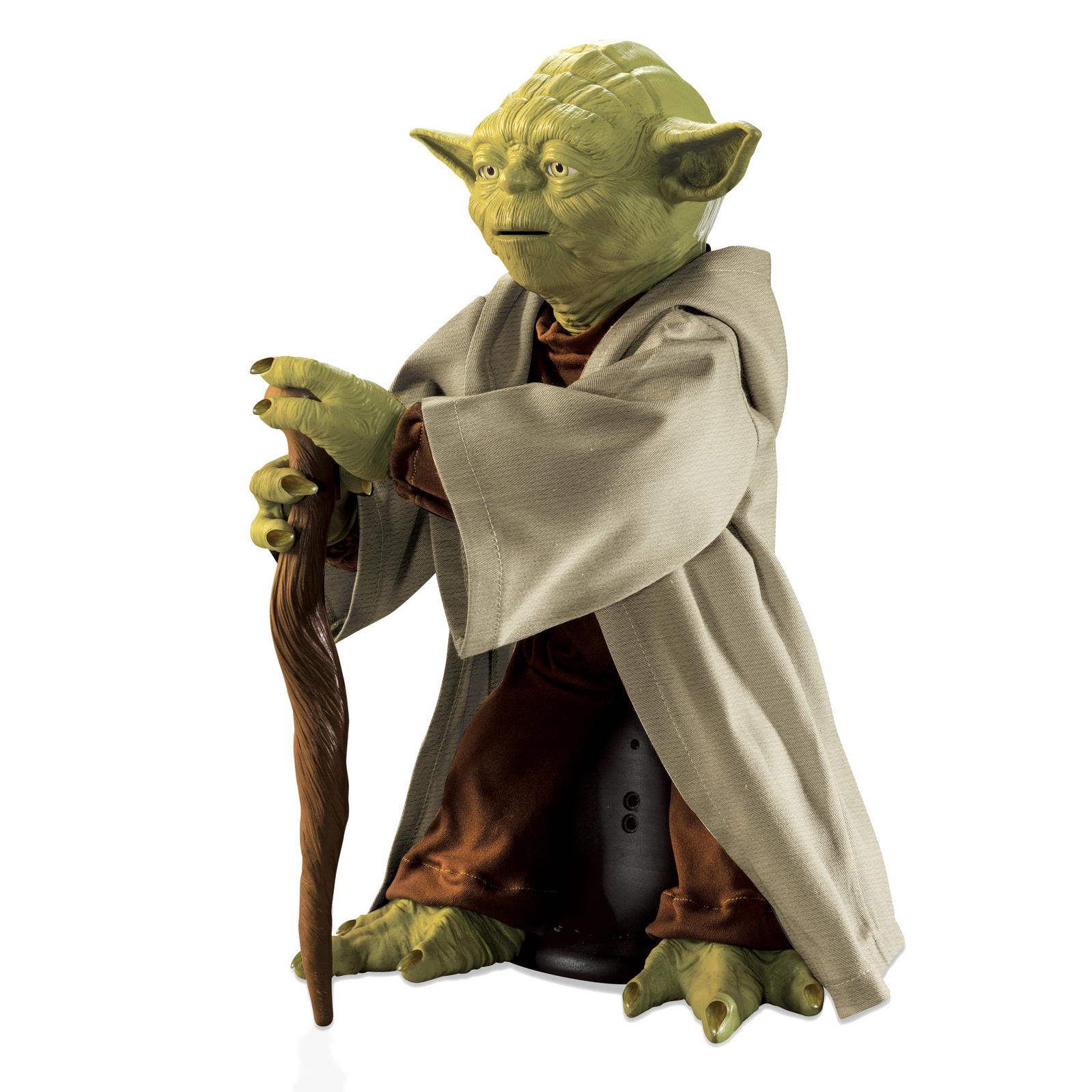 star wars legendary jedi master yoda at mighty ape nz. Black Bedroom Furniture Sets. Home Design Ideas