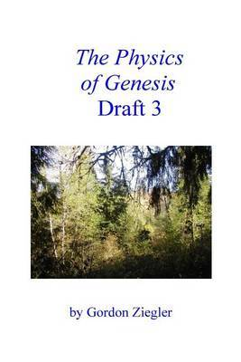 The Physics of Genesis Draft 3 by Gordon L Ziegler image