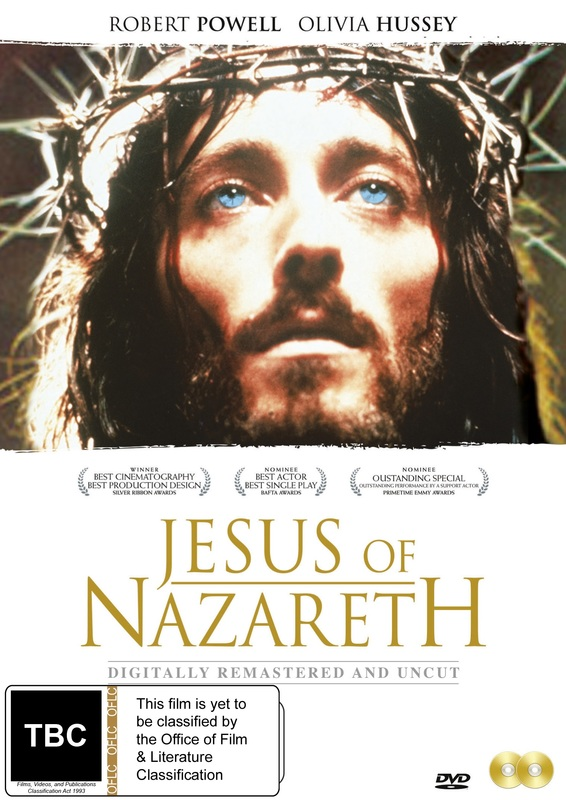 Jesus Of Nazareth on DVD